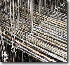 ツイード織機