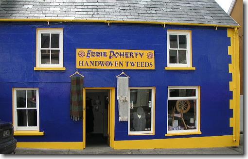 エディ・ドハティのショップ