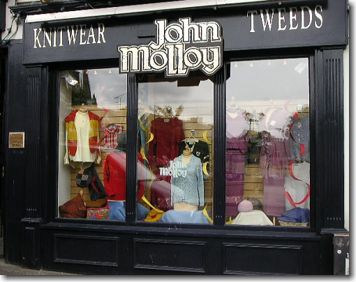 ジョン・モロイのショップ